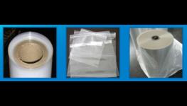 Výroba folií pro průmysl HDPE + LDPE všech velikostí od 3 cm do 6 m nebo XS do 5XL