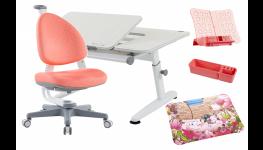 Stavitelné, rostoucí, zdravotní židle pro správný vývoj dětí, bez zdravotních problémů