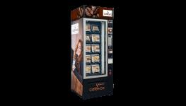 Prodej, distribuce potravinových, nápojových a prodejních automatů, Brno