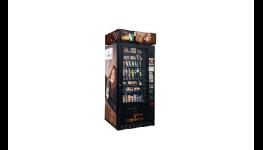 Svačinové automaty – Damian LUCE X SNACK, prodej, pronájem, servis automatů Brno