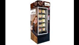 Pronájem automatu na kávu a teplé nápoje s kompletním servisem