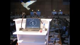 Projekční a ozvučovací technika pronájem Praha – profesionální ozvučení, špičková technika