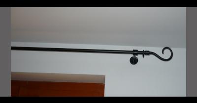 Záclonové tyče a garnýže Praha – dodání s možností odborné montáže