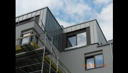 Stavební práce Liberec - rekonstrukce, opravy střech, opravy komínů, věnců