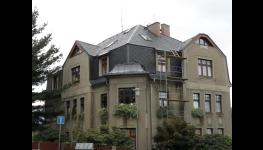 Stavební práce – opravy a rekonstrukce všech druhů střech