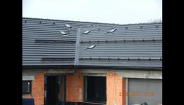 Střechy, šikmé, ploché střechy, střešní krytiny | Liberec