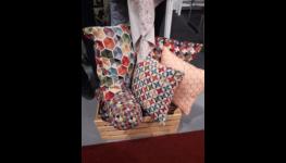 Dekorační látky a tkaniny pro čalouníky - originální bytový design