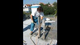 Vrtání a řezání betonu diamantem je rychlé, účinné a přesné