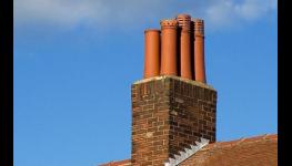 Čištění komínů - odstranění nežádoucích sazí a usazenin z komínového průduchu a kouřovodu