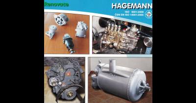 Servis nákladních a užitkových vozů - opravy a renovace motorů, převodovek a rozvodovek