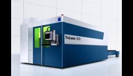 Vláknový laser TRUMPF TruLaser 3030 je zárukou rychlosti i přesnosti | Pardubice
