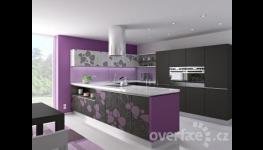 Technologie OVERFACE-aplikace grafického motivu na nábytková dvířka