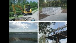 Odborná výstavba, oprava, rekonstrukce plynovodů a produktovodů