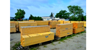 Výrobce, dodavatel, velkoobchod stavební a obalové řezivo, široký sortiment Vysočina