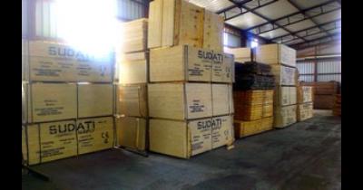 Prodej překližky, stavební a obalové řezivo, truhlářská překližka. Velkoobchod.