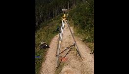 Geodetické zaměření a vyhotovení dokumentace současného stavu stavby