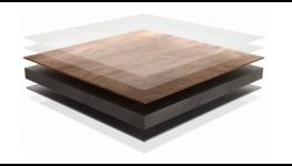 Prodej velkoplošné montované fasádní desky - využití speciální akrylátové barvy