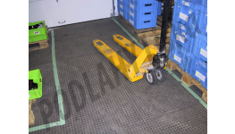 Průmyslové podlahy - novinka za skvělou cenu, různé typy zátěžových panelů