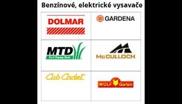 Zahradní technika – prodej i servis na jednom místě