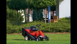 Prodej zahradní techniky kvalitních, známých značek