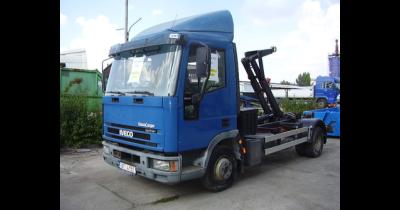 Servis hydraulické a kontejnerové techniky – záruční i pozáruční