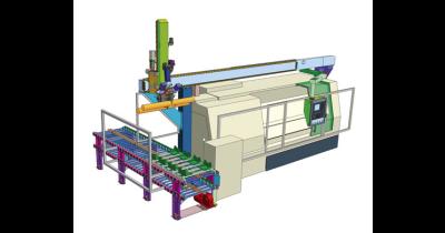 Automatické výrobní linky Čelákovice – projektování a výroba