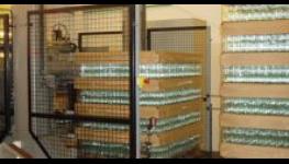 Nabídka robotizace ve skladovacích procesech, paletizace a depaletizace