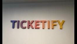 Výroba 3D samolepek, loga a nápisů pro prezentaci firmy