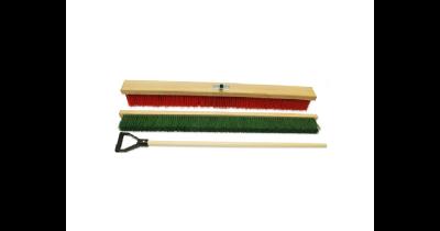 Výroba a prodej speciálních kartáčů určených pro úpravu tenisových kurtů