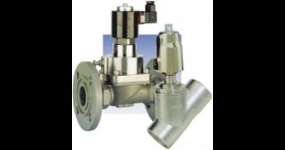 Průmyslové armatury, ventily uzavírací, regulační, pojistné, tlakově řízené, solenoidové, kulové kohouty
