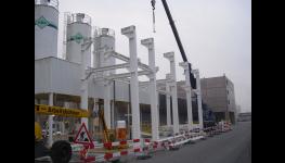 Montáž, demontáž, výroba ocelové konstrukce