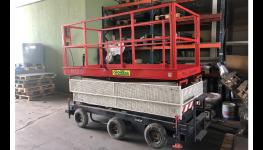 Stěhování strojů a technologií ve výrobních provozech