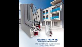Plastová okna pro novostavby, pasivní a nízkoenergetické domy - kvalita za dobrou cenu