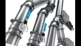 Potrubní systémy JACOB - eshop, spony, navařovací koncovky, konusy, příslušenství