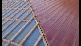 Kompletní pokrývačské, klempířské, tesařské práce a izolace střech, podkroví