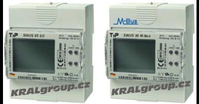 Přesné a kvalitní elektroměry od odborníků firmy KRALgroup