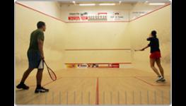 Akce na permanentku do posilovny, na squash, badminton, spinning