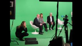 Virtuální prostředí studia oživí on-line přenosy, konference, semináře i další videa