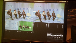 Natáčení ve studiu, audiovizuální postprodukce a digitalizace
