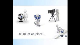 Interní komunikace ve firmě prostřednictvím intranetového videokanálu