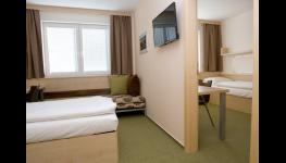 Bezbariérový hotel Praha 6 Ruzyně - poblíž letiště