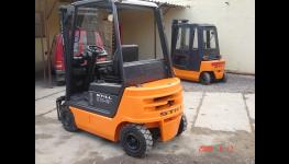 Manipulační vozíky - servis, opravy a technické kontroly