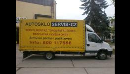 Výměna autoskel přímo u zákazníků, pohotovostní výjezdy, Praha