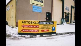 Bezplatná výměna autoskla je zaručena jedině u smluvního partnera pojišťovny, Praha