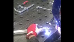 Zpracování nerezového materiálu laserem, moderními lisy a další služby