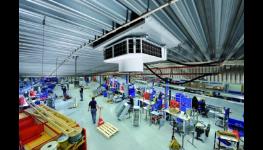 Koupelnové panely Campaver s ventilací a akumulací tepla ze skla