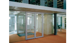 Protipožární ocelové dveře a stěny, interiérové i exteriérové
