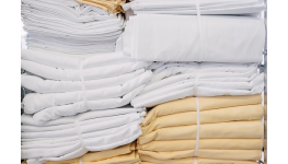 Prádelna a čistírna prádla pro hotely a restaurace - praní ložního prádla i ubrusů
