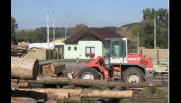 Dřevovýroba, prodej stavebního, konstrukčního řeziva