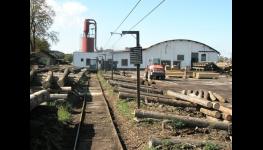 Stavební řezivo z Malenovické pily-střešní latě, dřevěné hranoly, fošny